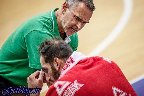 باورمن بدهی ۱۴ هزار یورویی به بسکتبال کشور عزیزمان ایران را پرداخت کرد