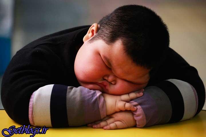چاقی در کودکی بسترساز بیماری در بزرگسالی
