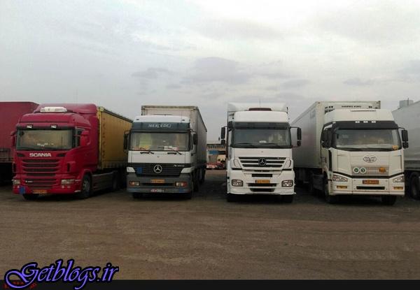 زیاد کردن کرایه رانندگان کامیون تا 20 درصد از شنبه اعمال میشود / معاون شرکت راهداری و حمل و نقل جادهای