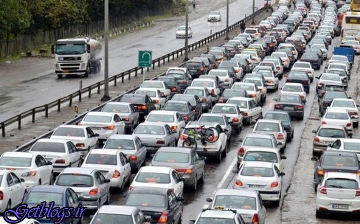 ترافیک نیمه سنگین در هراز ، آخرین اوضاع جادههای کشور