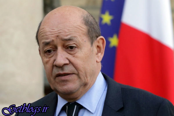 نشانه عملیات نظامی در سوریه ساقط کردن نظام اسد نبود / وزیر خارجه فرانسه