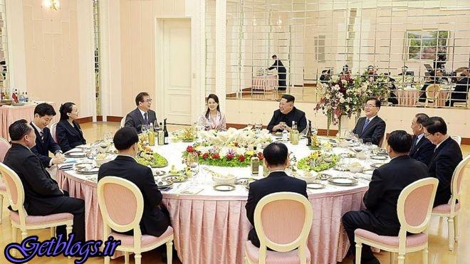 سفارش غذای رهبران دوکره چست؟ ، شام خاص «اون» و «این»