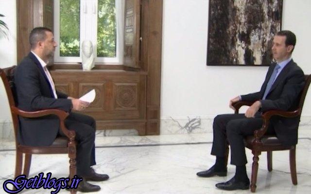 بر سر روابط با کشور عزیزمان ایران معامله نمیکنیم/ اسرائیل مستقیماً از تررویستها حمایت میکند ، اسد