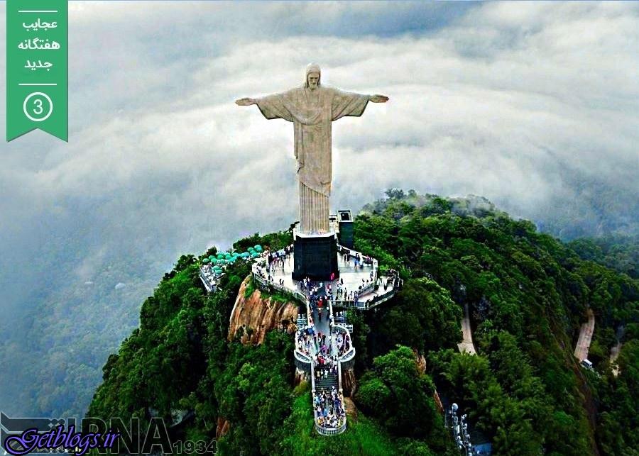 بزرگترین مجسمه مذهبی دنیا را ببینید