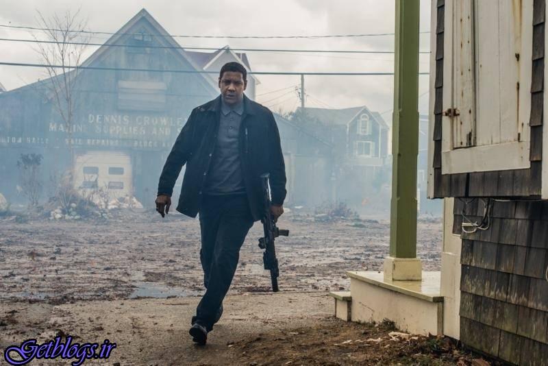 نخستین تصویرهای رسمی فیلم سینمایی «اکولایزر ۲» با بازی «دنزل واشینگتون»