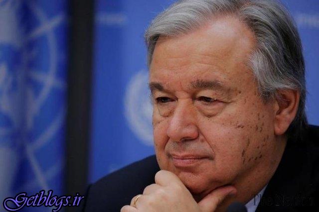 ابراز تاسف دبیرکل شرکت ملل از تصمیم آمریکا جهت خروج از برجام